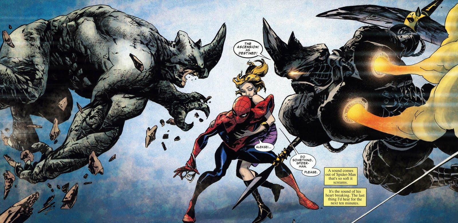 MAXIMUM SUMII: Spidey's #14 Rhino
