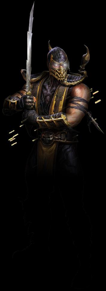 MAXIMUM SUMII: Scorpion in Mortal Kombat 2011