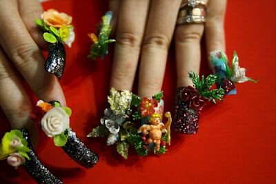 design your nails: extreme nail design