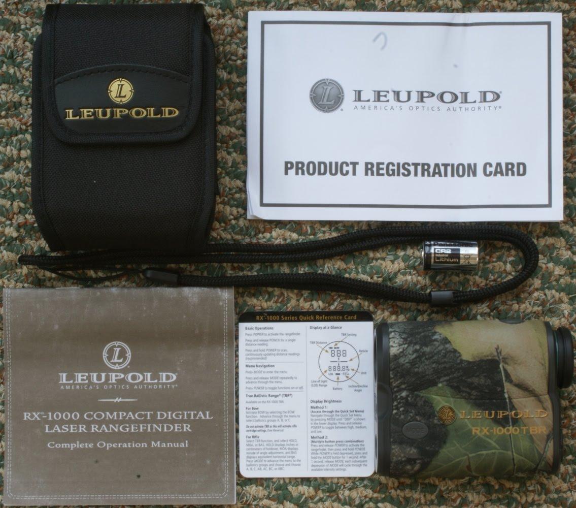 A Real Man's Objective Reviews / Gunsumer Reports: Leupold