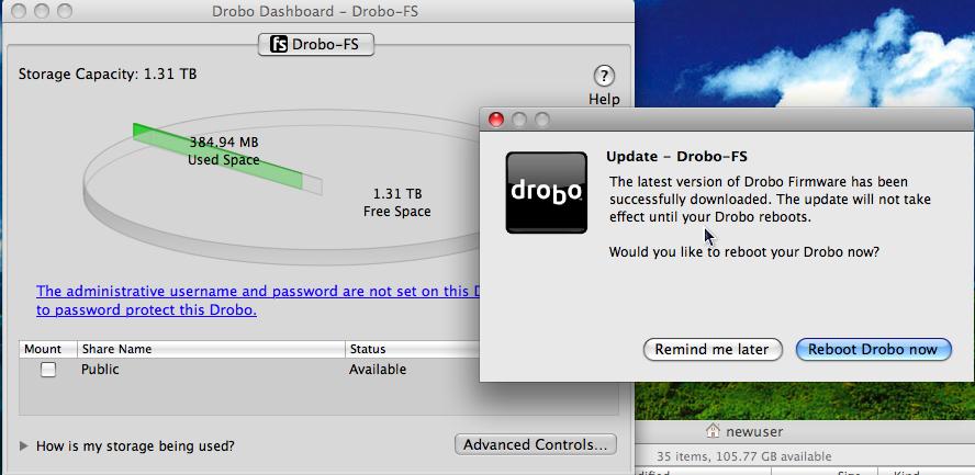 download drobo firmware 1.4.1