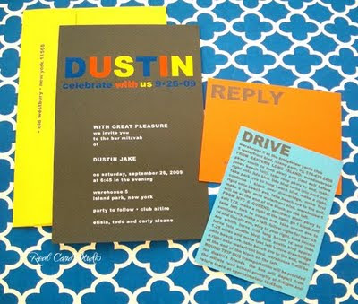 Gray, blue, orange, yellow foil printing