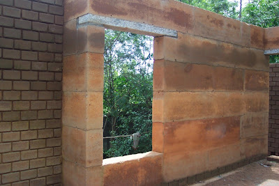 Rammed Earth Is For Everyone Rammed Earth In India