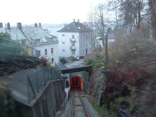 koessi in norwegen: Bergen