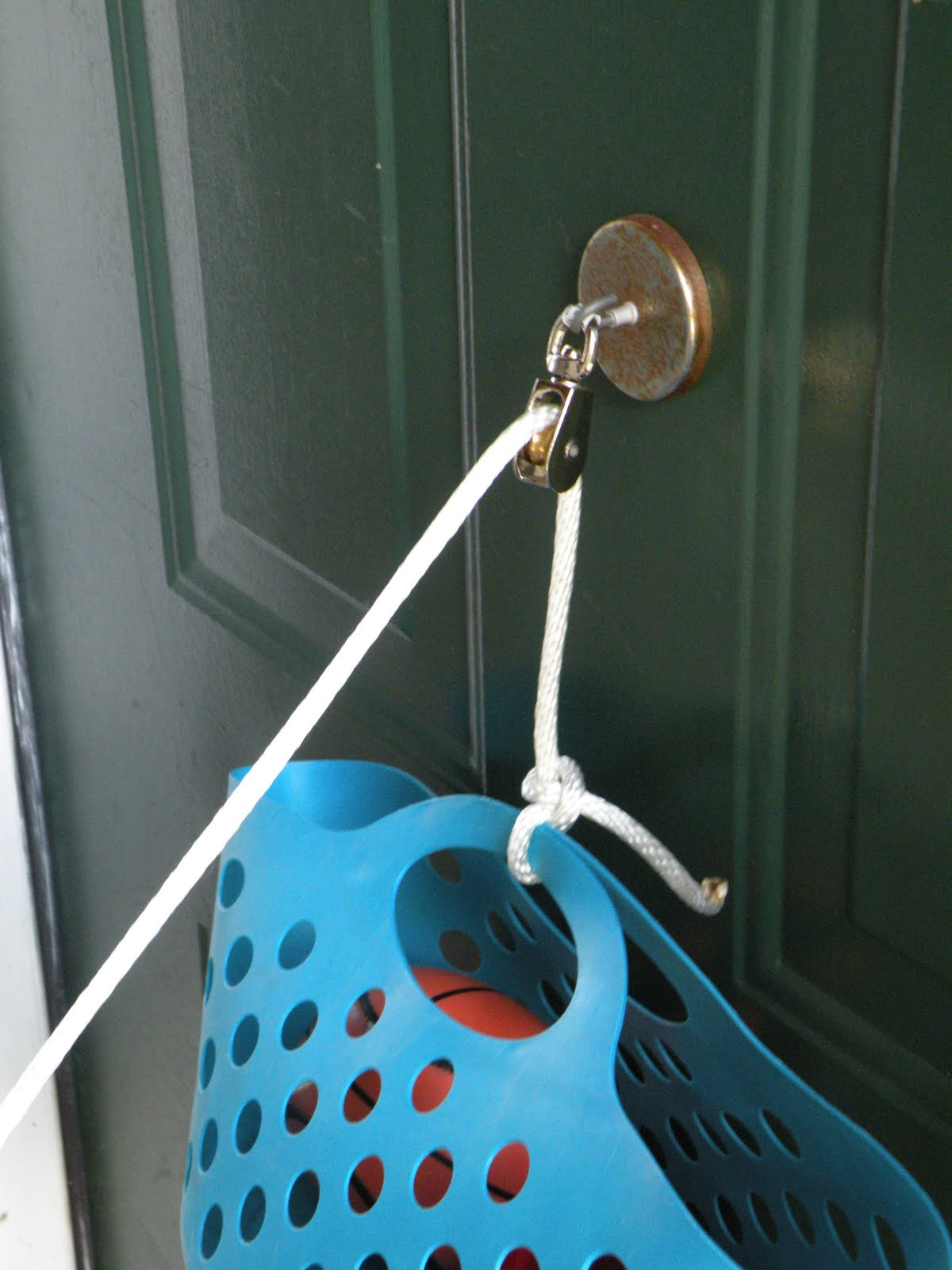 Toddler Approved Our Own Pulley Investigation