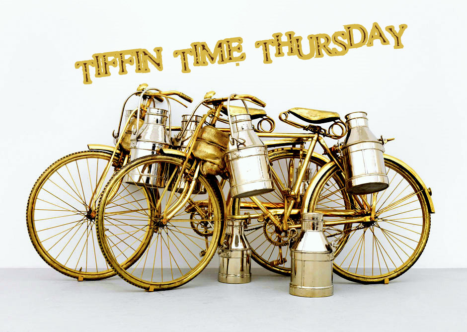 Little Bitty SpiceCakes: Tiffin Time Thursday