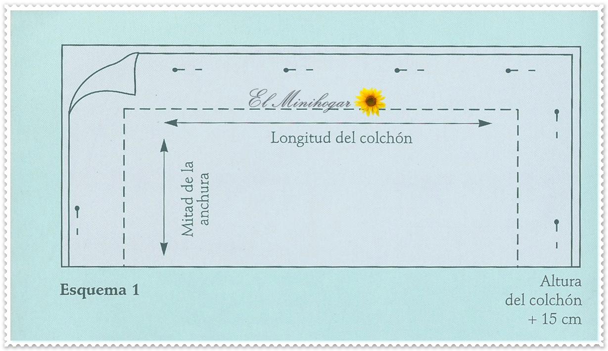 Cestosycestas 2 s bana bajera ajustable for Cuales son las medidas de un colchon matrimonial