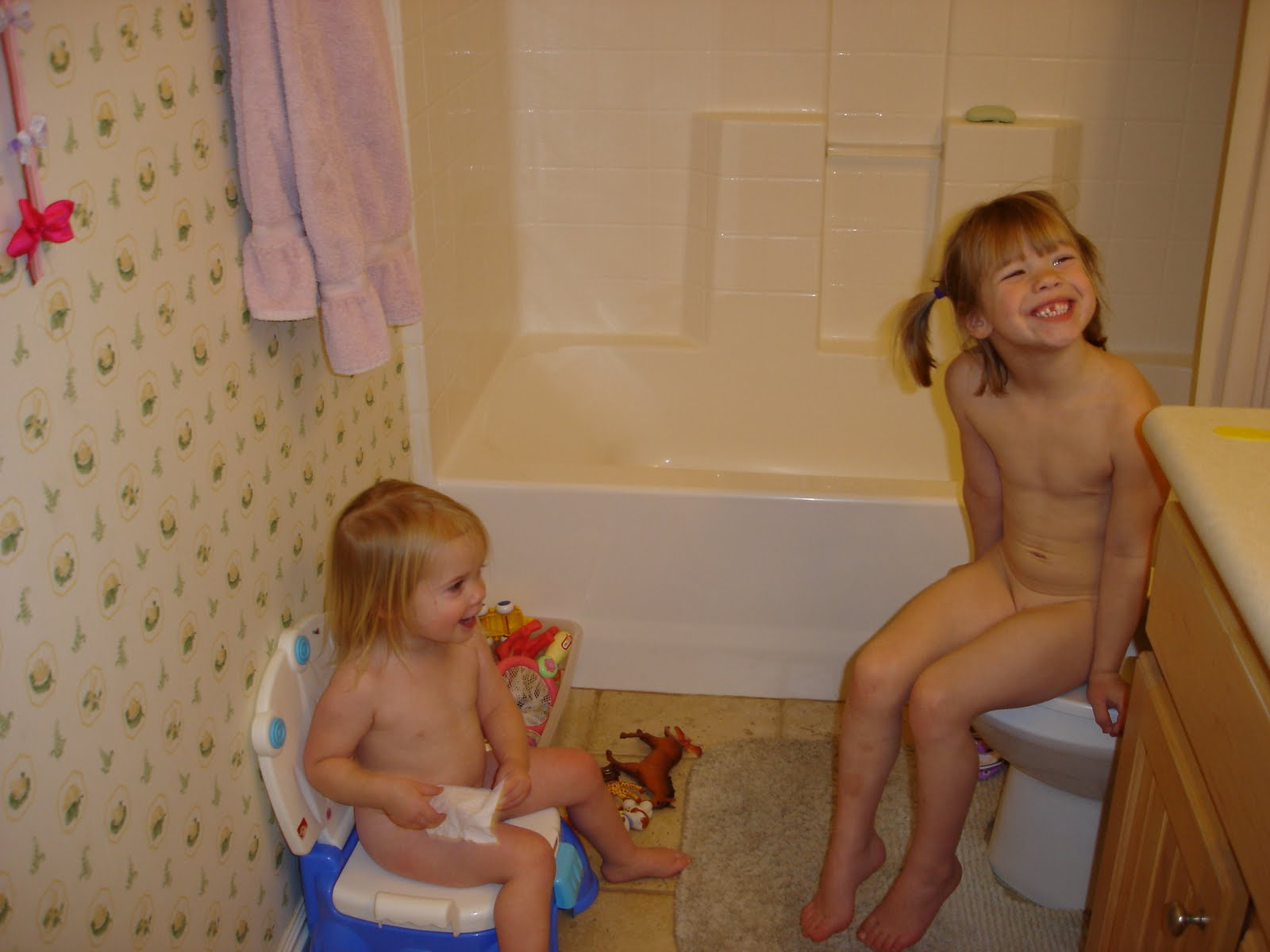 Apologise, but, Little girls pee naked understand