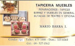 Tapiceria reparacion de muebles - Talleres de tapiceria ...