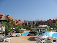 Resort in the Canary Islands
