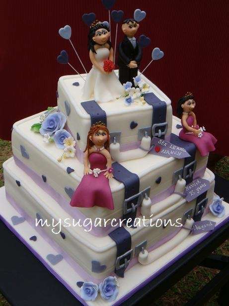 My Sugar Creations 001943746 M Suitcase Cake