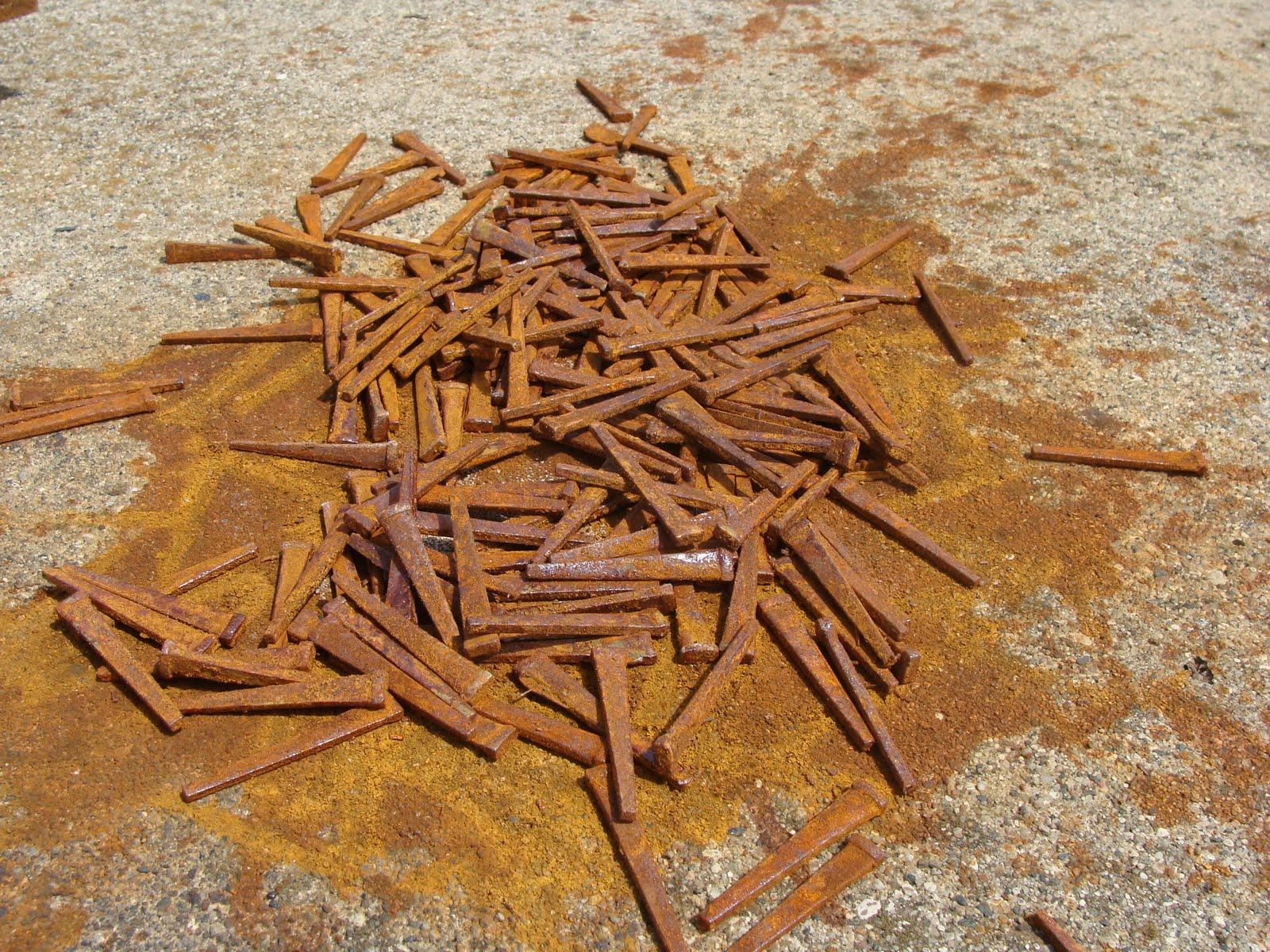 Bacon Square Farm Rusting Au Natural