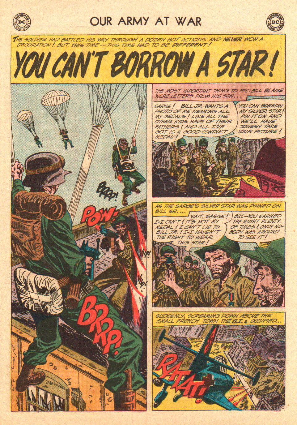 Our Army at War (1952) issue 97 - Page 27