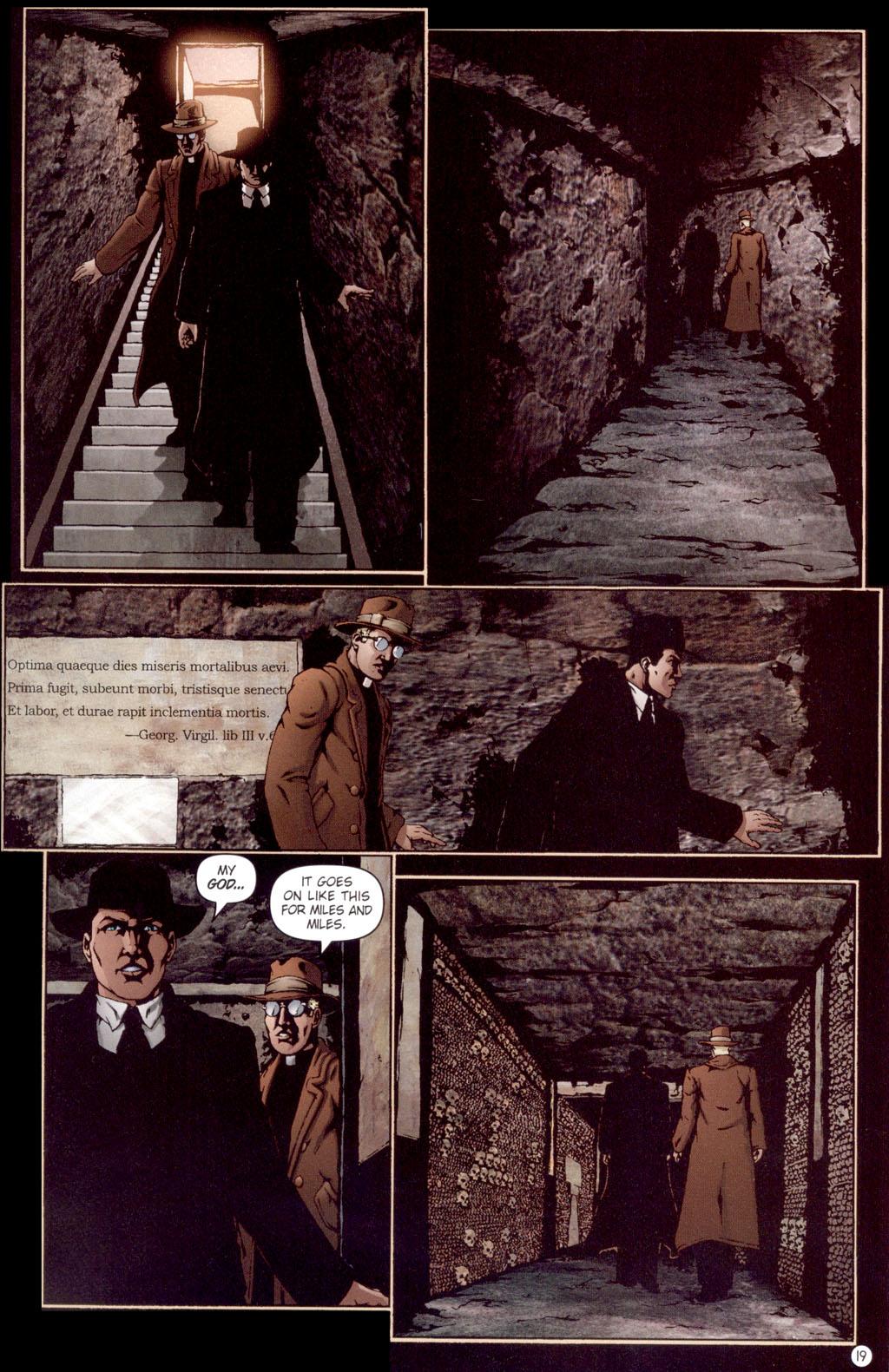 Read online Rex Mundi comic -  Issue #13 - 21