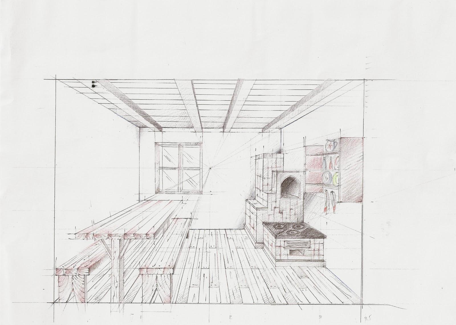 Hellen All Design Perspectiva La Un Punct De Fuga