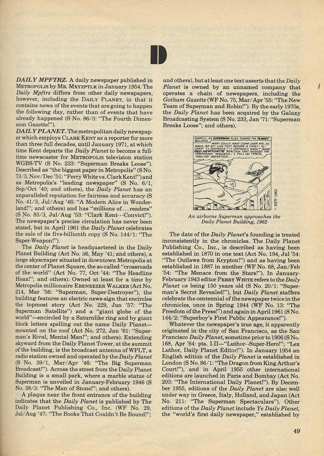 The Great Superman Book issue TPB (Part 1) - Page 67