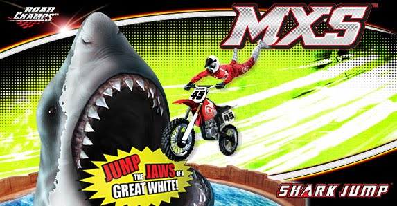 Murdercycles Evel Has Jumped The Shark: Mxs Toys
