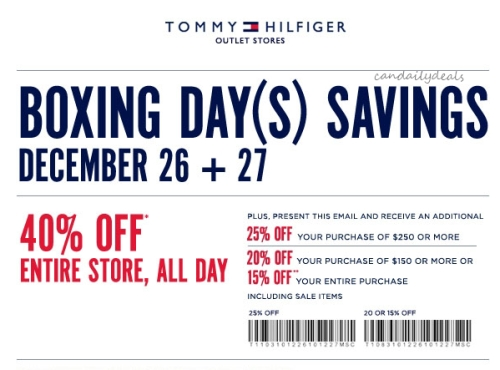 image about Tommy Hilfiger Printable Coupons identified as Tommy hilfiger business retail store printable discount codes - Simplest discounts