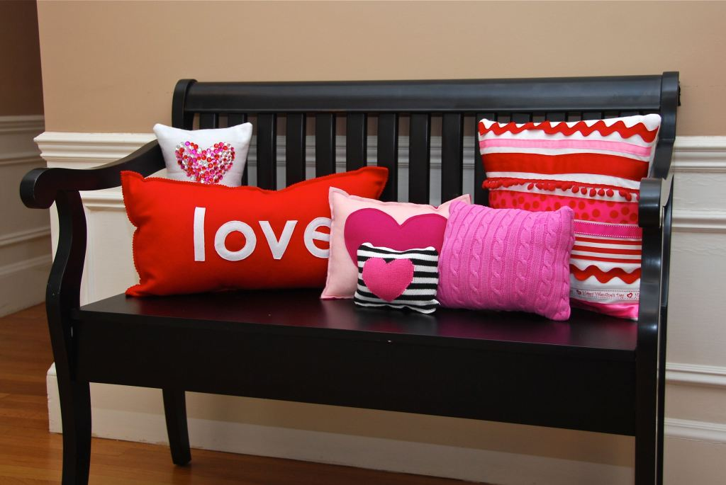 Be Different...Act Normal: Valentine Pillows