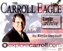 Kevin Dayhoff columns on Explore Carroll: www.explorecarroll.com