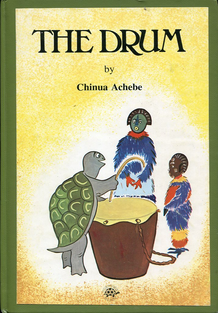 We Too Were Children, Mr  Barrie: CHINUA ACHEBE: THE DRUM