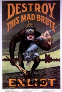 world-war-i-poster+ANTI-GERMAN+PROPAGANDA