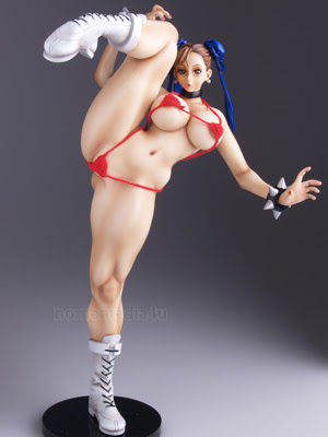 street fighter cosplay xxx