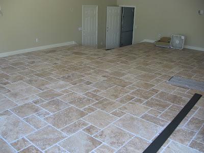 Drennon S Custom Tile Opus Romano Pattern
