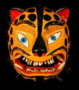 Pratie Place Mexican Masks