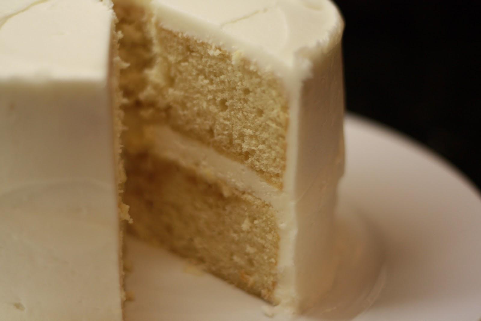 Amaretto Wedding Cake