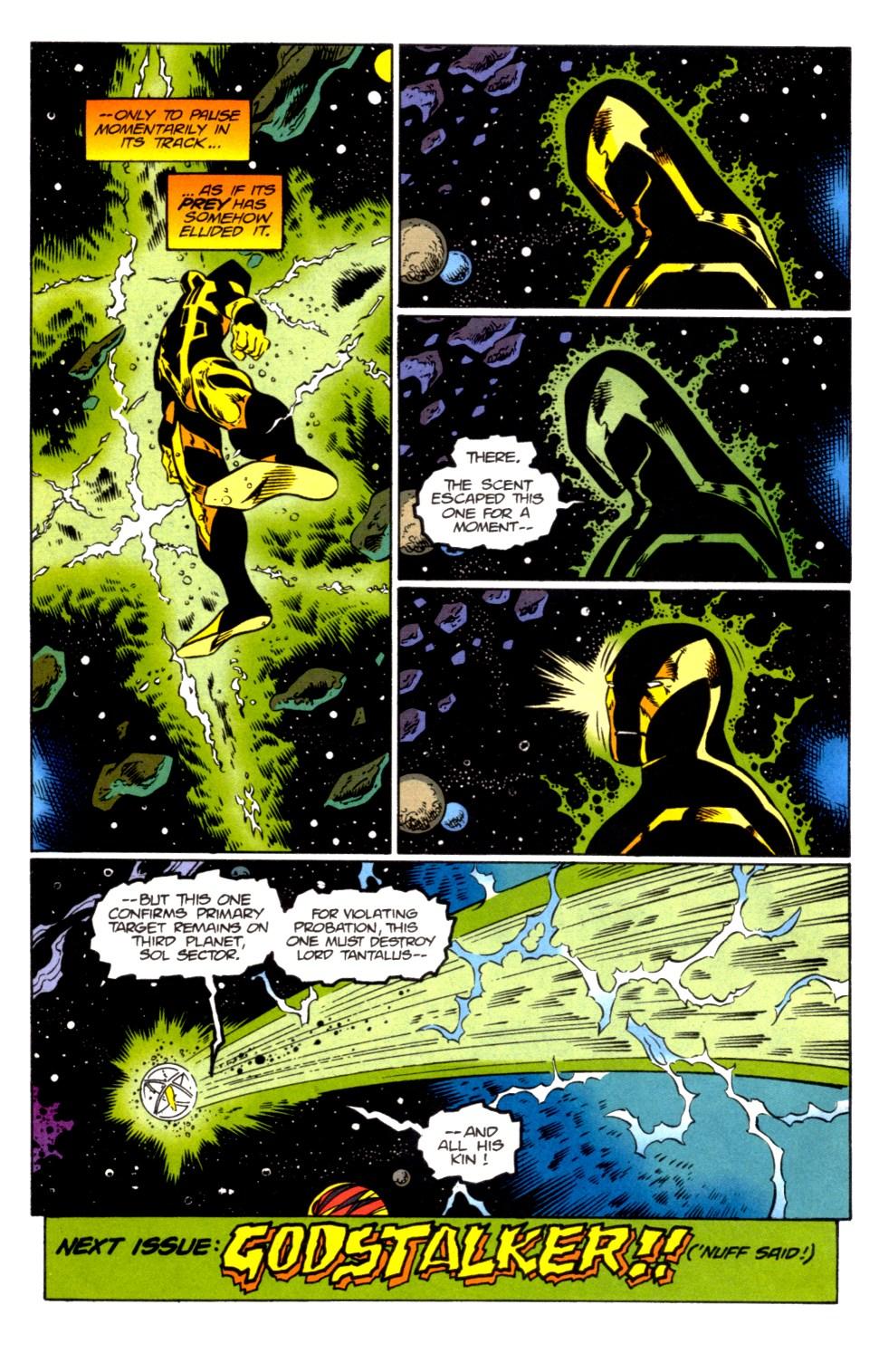 Read online Blackwulf comic -  Issue #6 - 15