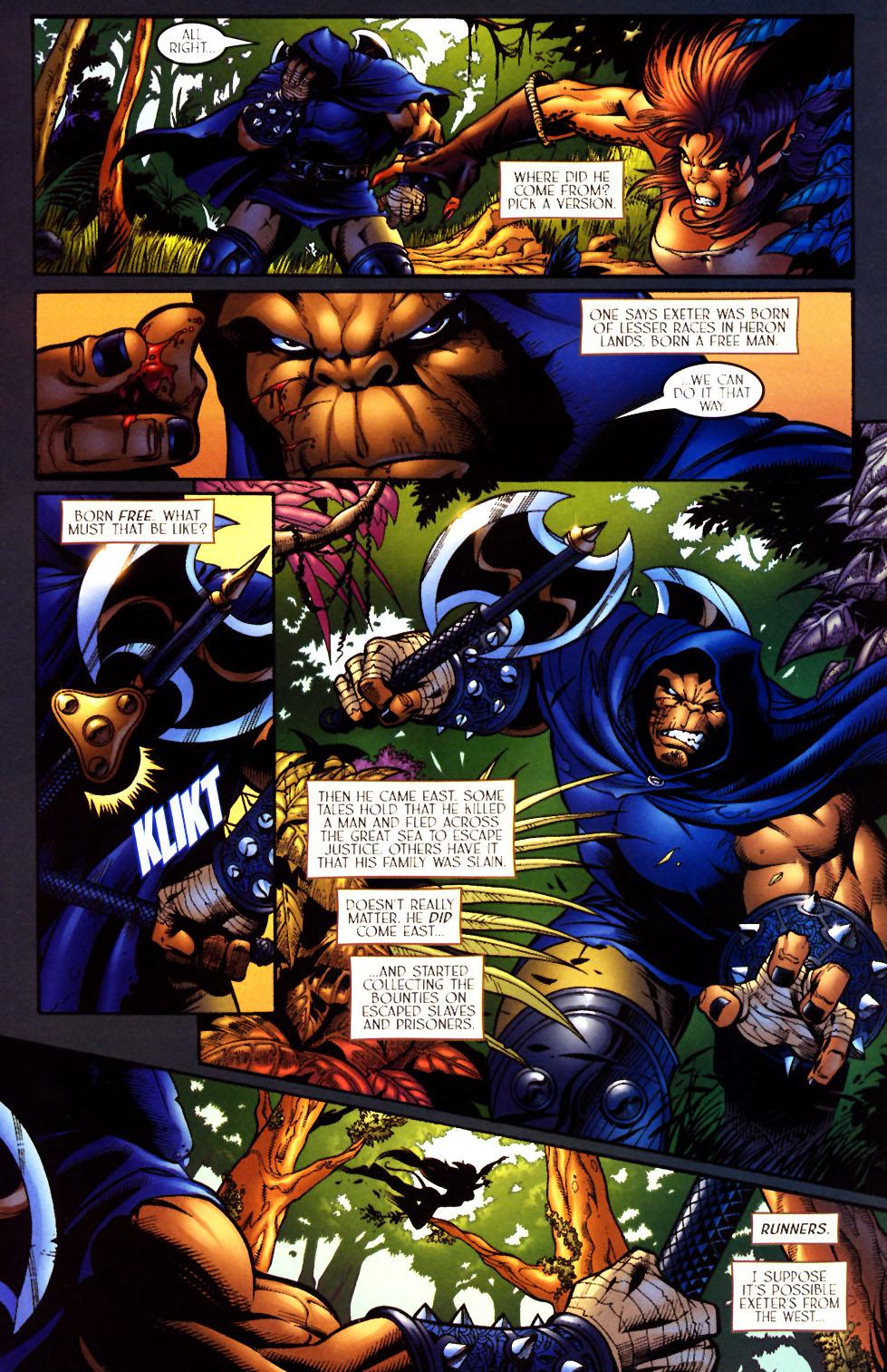 Read online Scion comic -  Issue #10 - 28