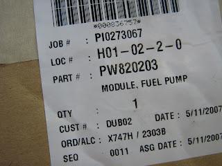 Waja Campro 1 6 Fuel Pump` | kalau nak menurut biar berakal,kalau
