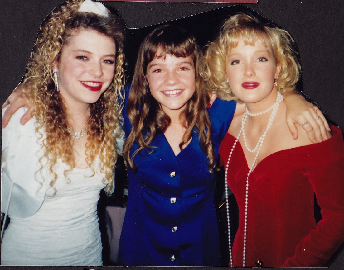 Christina Nigra  Christina  Wendy  and Holly