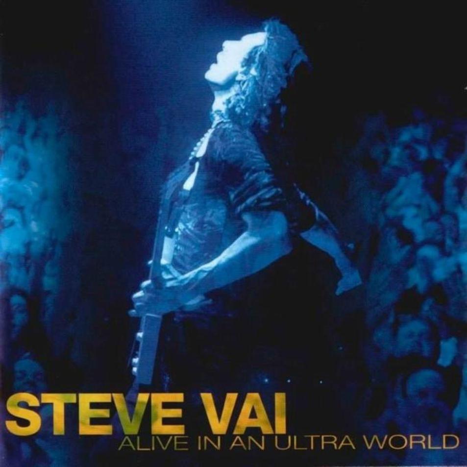 Rock Amp Metal Links Steve Vai Discography 1984 2005