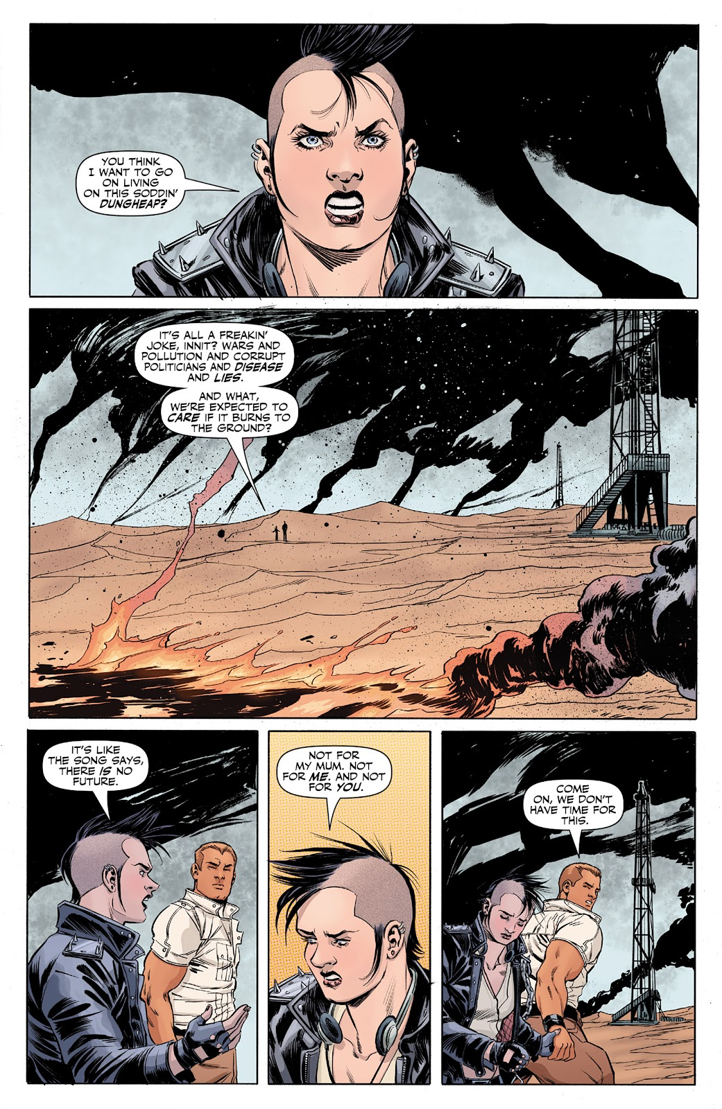 Doc Savage (2013) issue 4 - Page 19