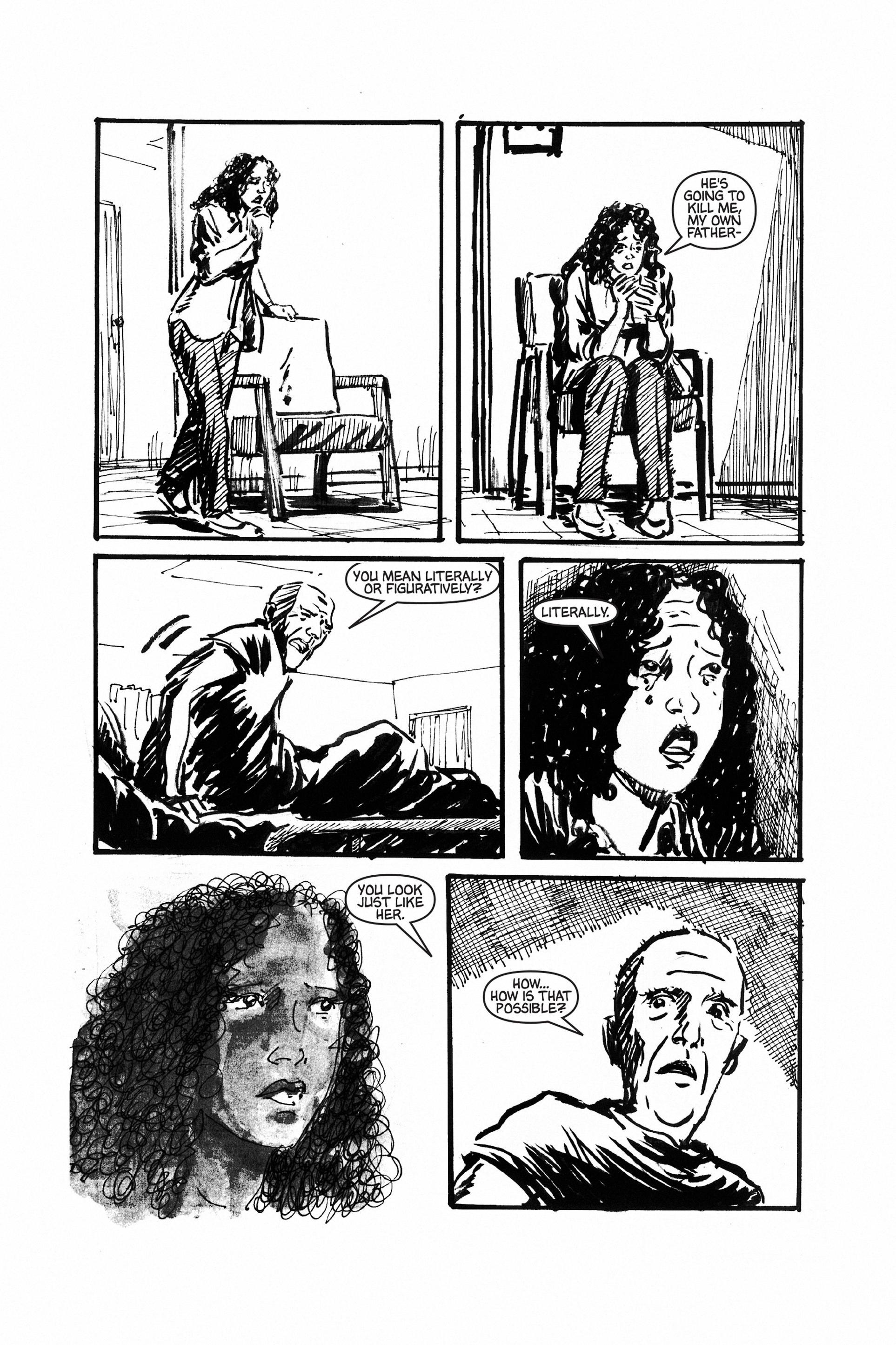 Read online Tumor comic -  Issue # TPB - 67
