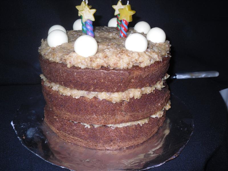 Easy Kunzel Cake