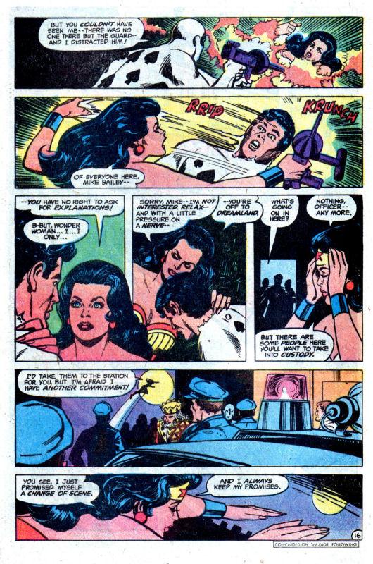 Read online Wonder Woman (1942) comic -  Issue #256 - 24