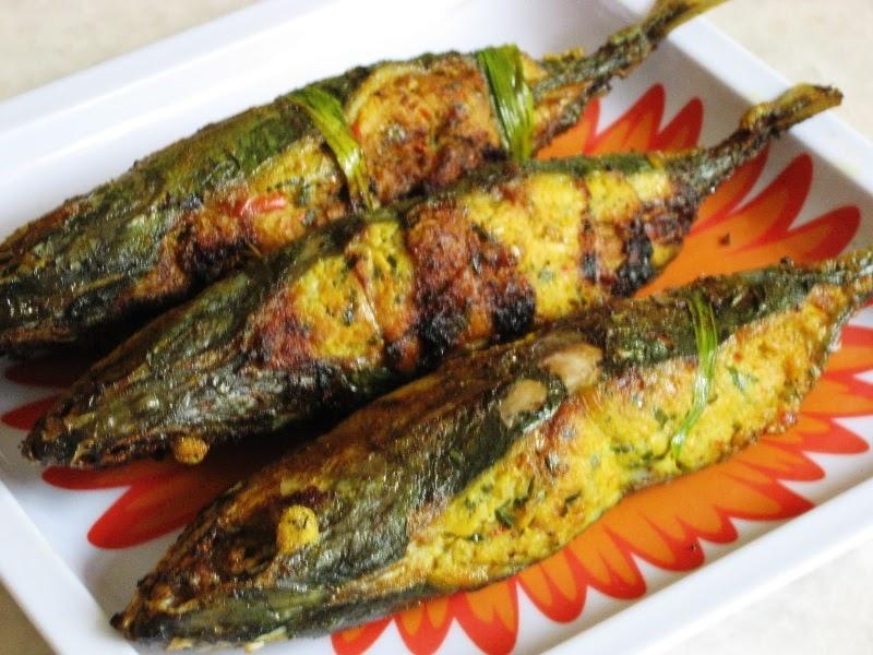 Koleksi 1001 Resepi: sarak ikan kembung - resepi lama