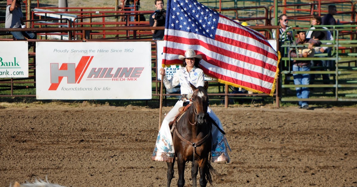 Miss Rodeo Montana 2010 Beef Amp Beans Great Northern Fair