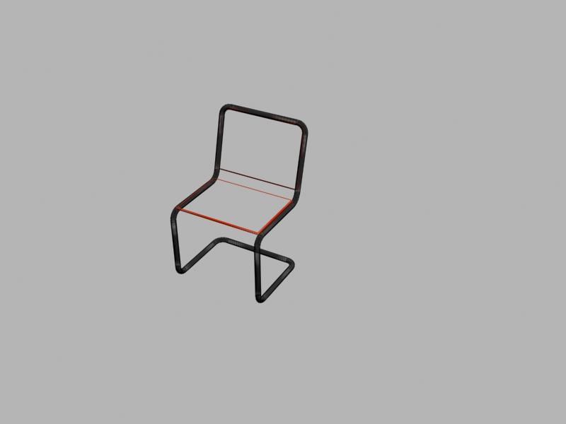 Berts Blog For Game Creation: 3D Chair Tutorial Week 2