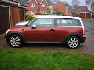 Wheelwobble Whats Outside Today 32 Mini Cooper Clubman
