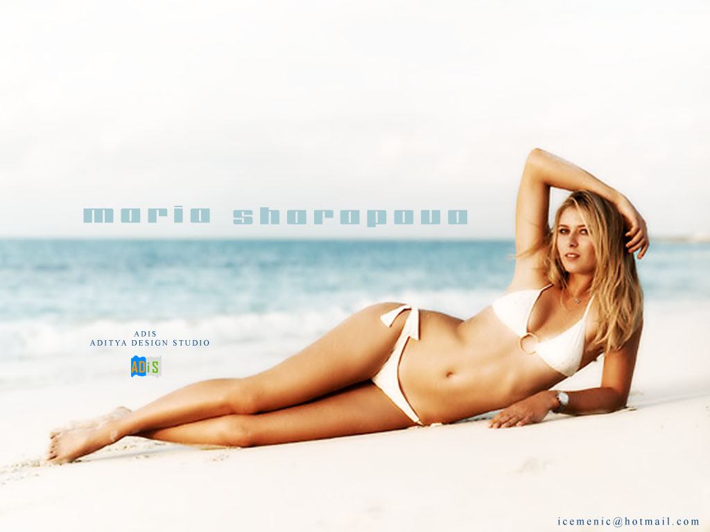 sharapova maria hot - photo #30