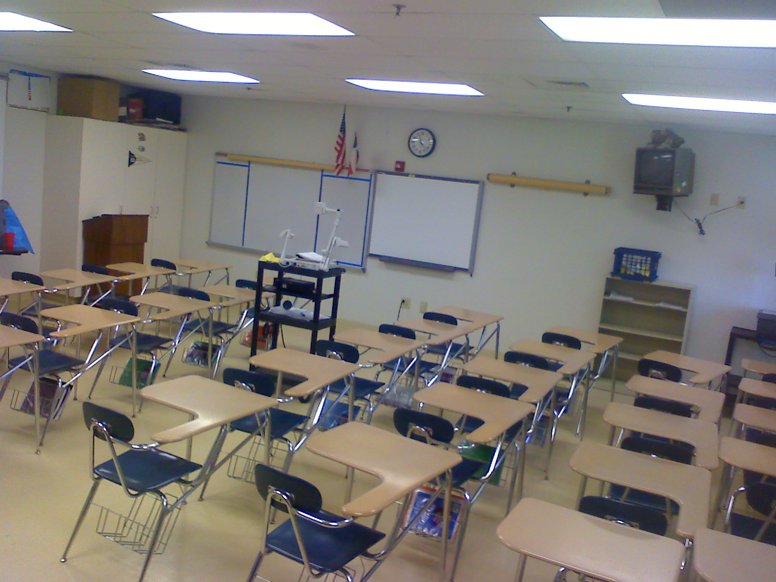 Field Observation Summer I Classroom Arrangement