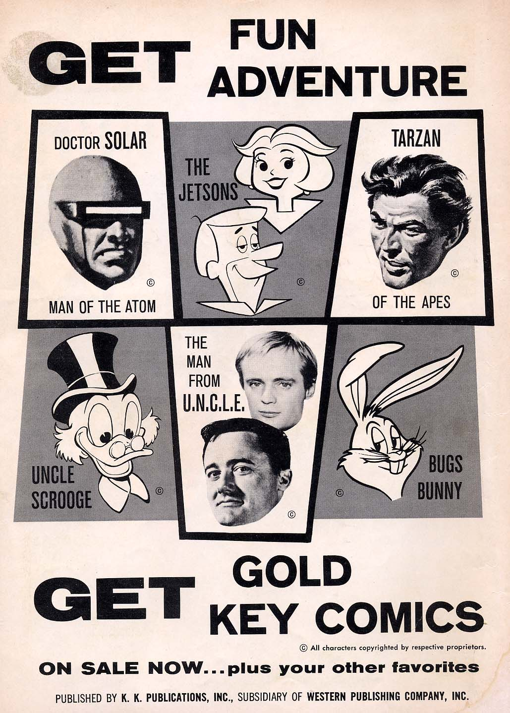 Read online Uncle Scrooge (1953) comic -  Issue #60 - 2