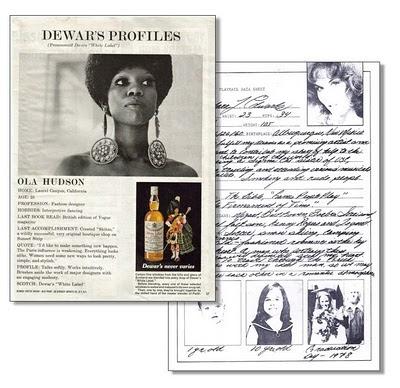 Dewar's Ad:
