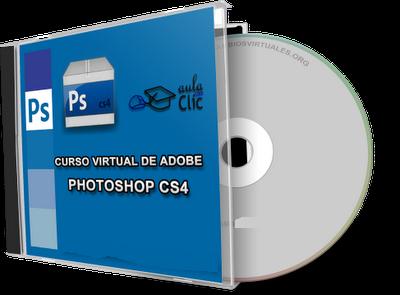 Tutorial Photoshop , Curso de Photoshop CS6 de aulaClic