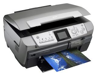Imprimante Epson Stylus Photo RX700