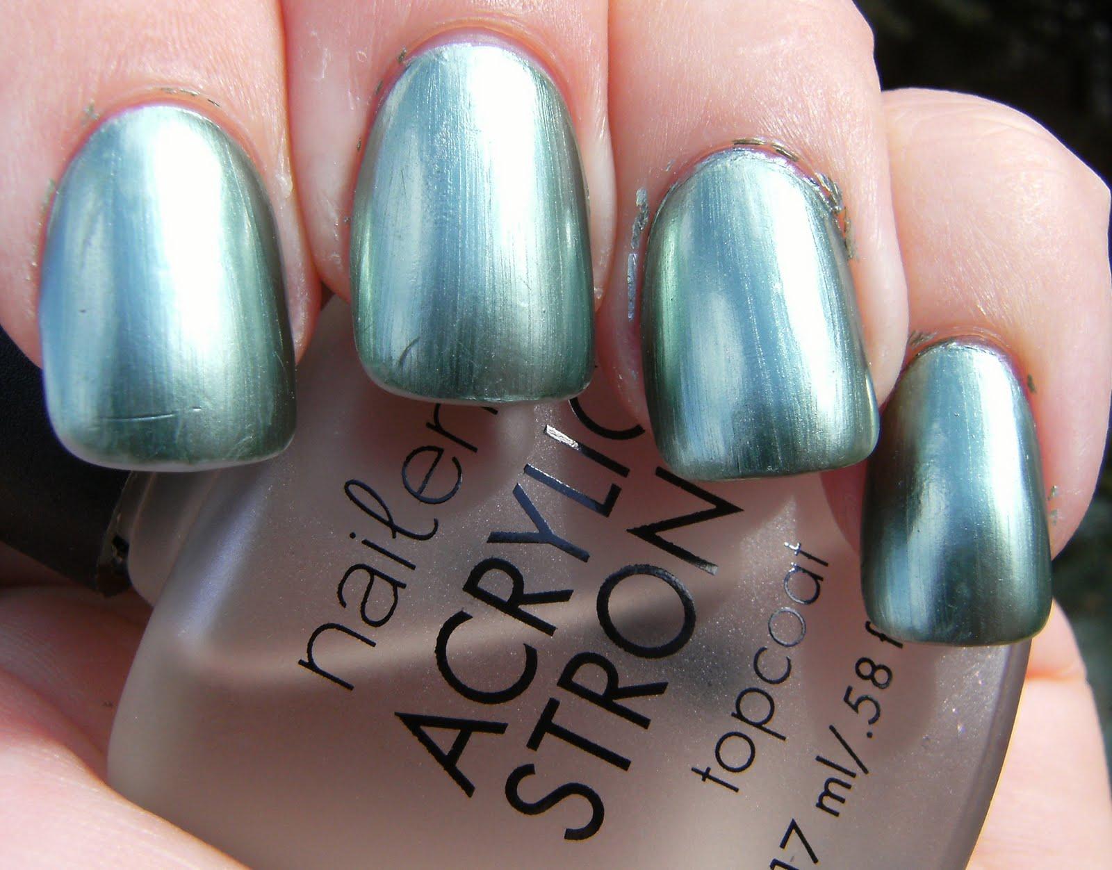 Deez Nailz Love My Nails Chrome Envy